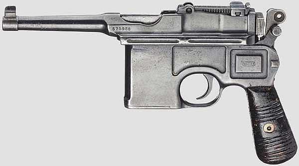 Mauser C 96 Bolo