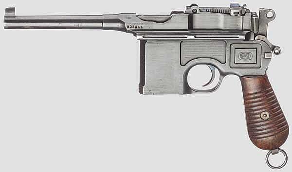 Mauser C 96 Mod. 1930