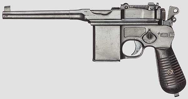 Mauser C 96 Mod. 1932 (