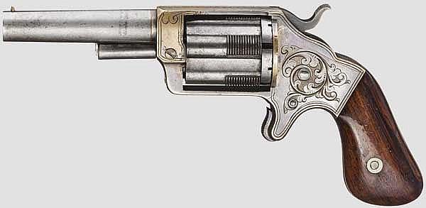 Slocum- Revolver Model 1864