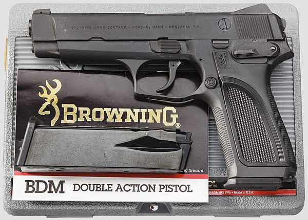 Browning Mod. BDM, in Box