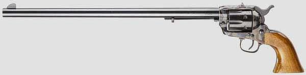 Colt SAA Frontier Buntline, Armi Jäger, mit Scabbard