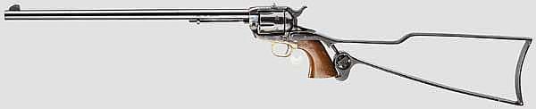 Colt SAA Frontier Buntline, Armi Jäger, mit Anschlagschaft