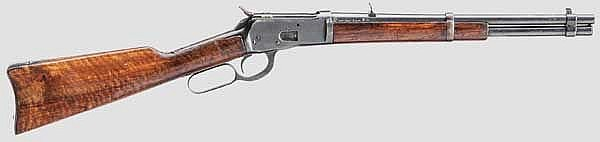 Winchester Mod. 1892, Carbine,