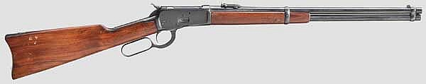 Winchester M 1892, Saddle Ring Carbine