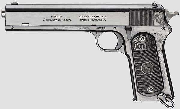 Colt Model 1902 Military Automatic Pistol