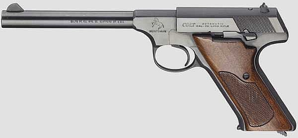 Colt Huntsman Model
