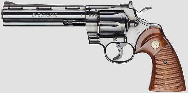 Colt Python Model Revolver