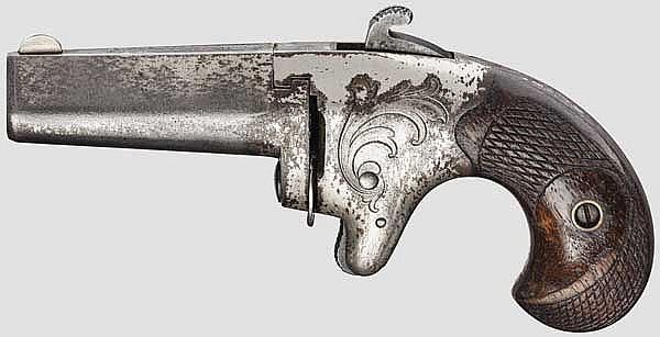 Colt Second Model Deringer, um 1880