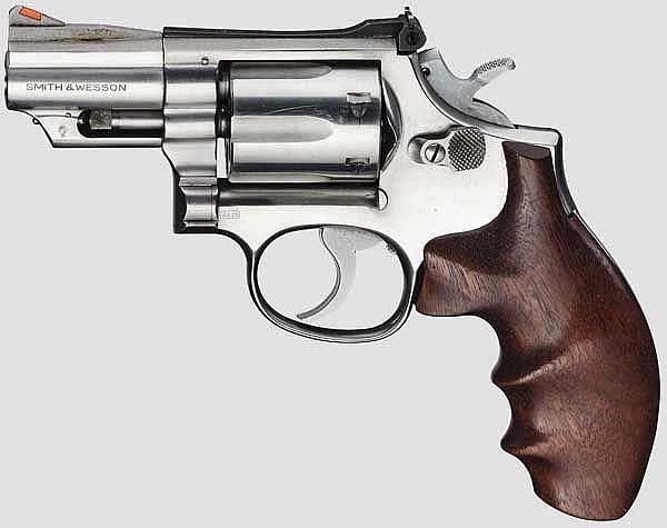 Smith & Wesson Mod. 66-1
