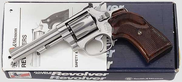 Smith & Wesson Mod. 63,