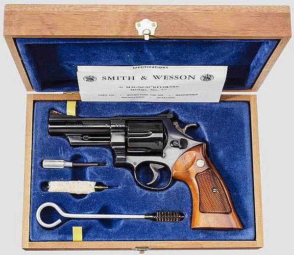 Smith & Wesson Mod. 57,