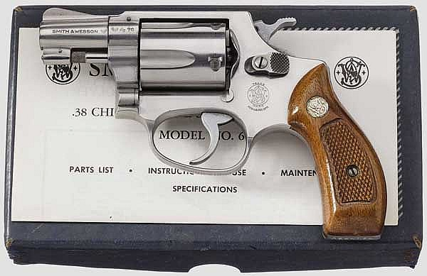 Smith & Wesson Mod. 60,