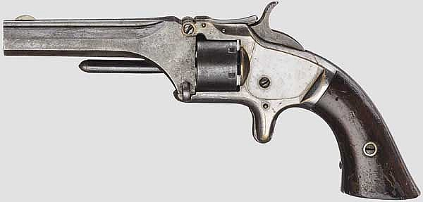 Smith & Wesson Model Number One 2nd Issue