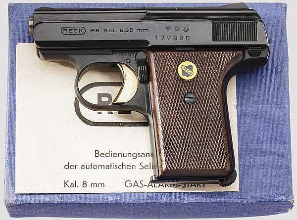 Pistole Reck P 8