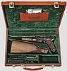 Parabellum-Karabiner, Mauser, Erinnerungsmodell, im Koffer