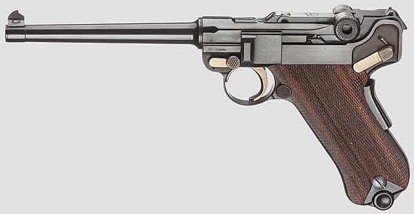 Parabellum Mauser Mod. 06/73