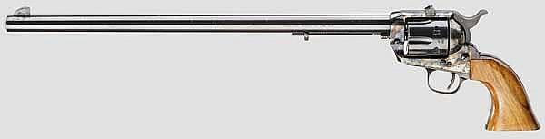 Colt SAA Frontier Buntline, Armi Jäger