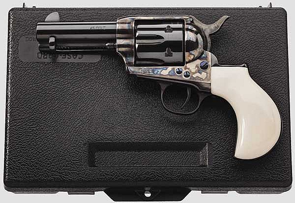 Colt Single Action Army 1873, Hege-Uberti