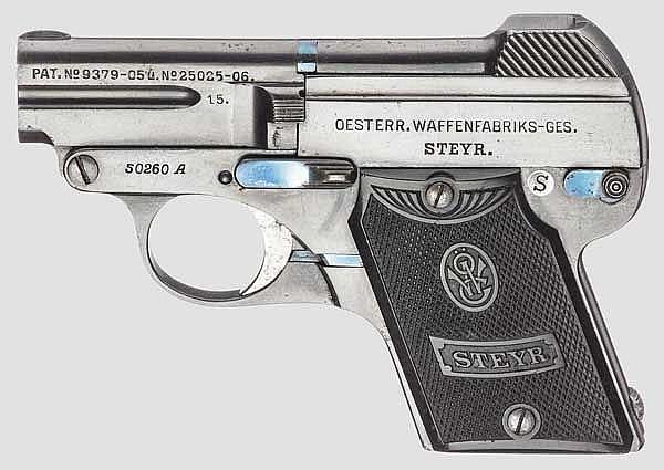 Steyr Mod. 09