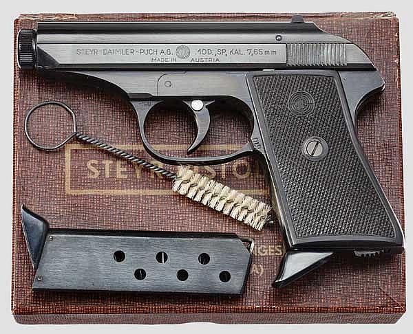 Steyr-Pistole