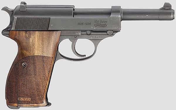 Walther P 38, Jubiläumsmodell