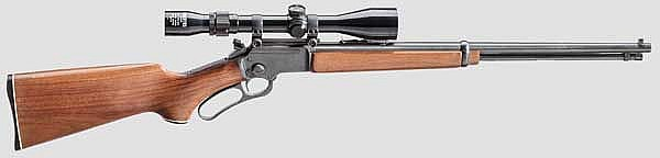 Marlin Mod. 39 D, mit ZF Hubertus