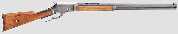 Marlin Mod. 1881 Repeating Rifle