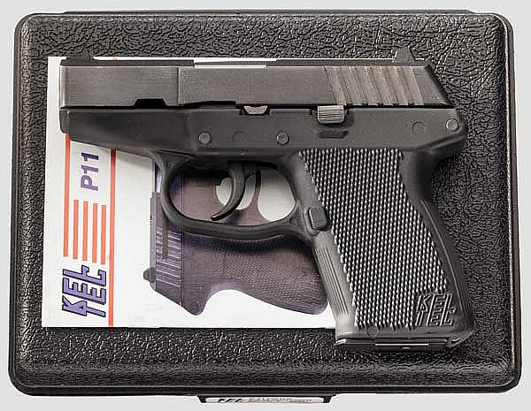 Keltec P 11 Pistol, in Box