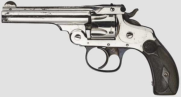 Smith & Wesson .32 Double Action 4th Model