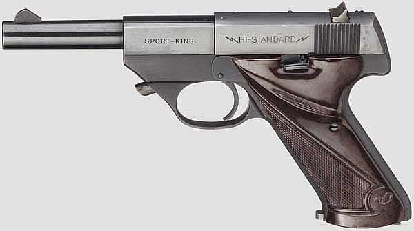 Hi-Standard Sport-King, Mod. SK-100
