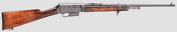 SL-Büchse Winchester Mod. 1905 S.L.