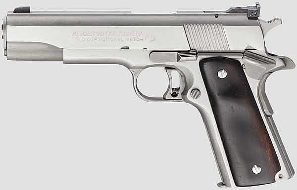 Series 80 Colt MK IV, Gold Cup National Match