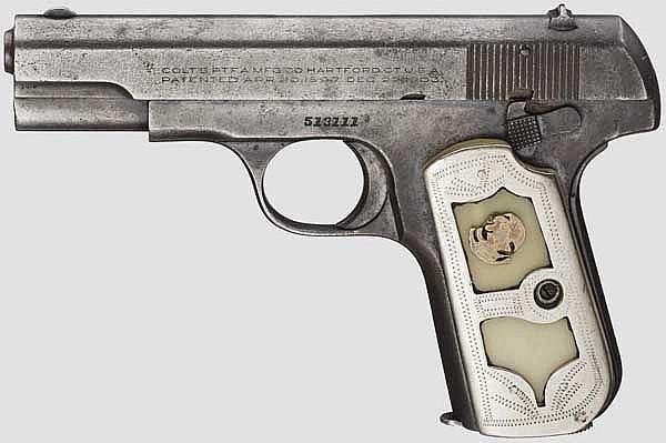 Colt Pocket Mod. 1903, Hammerless