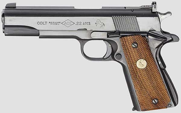 Colt ACE Model 22 Automatic Pistol