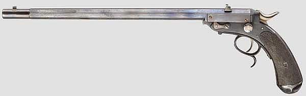 Scheibenpistole Scharfenberg (