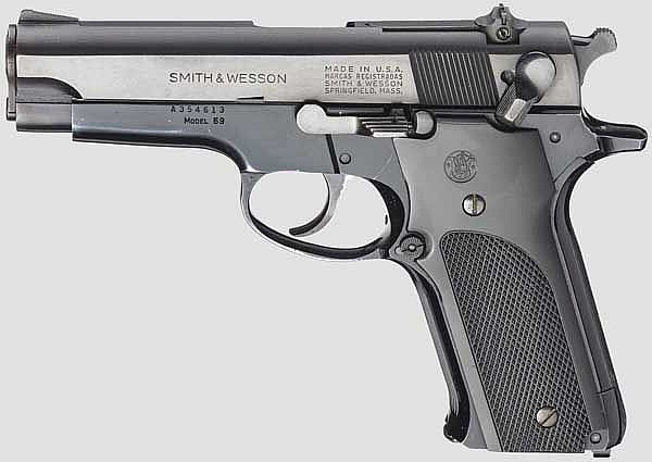 Smith & Wesson Mod. 59,