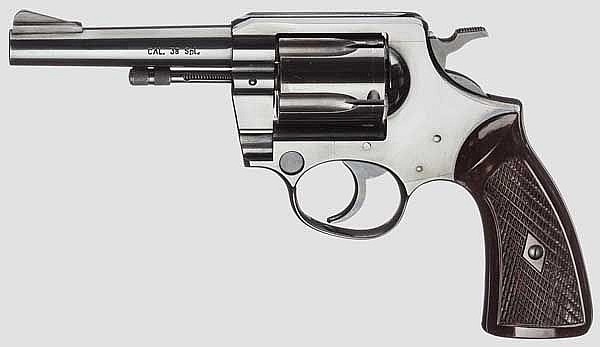 Revolver Korth, Serie 20,