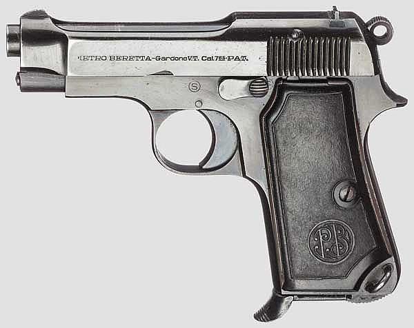 Beretta Mod. 35, Export USA als