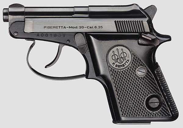 Beretta Mod. 20