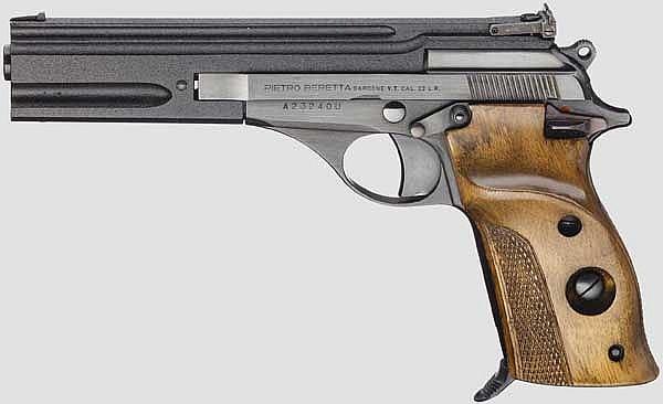 Sportpistole Beretta Mod. 76