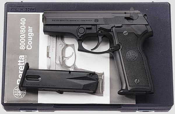 Beretta Mod. 8000 Cougar G, im Koffer