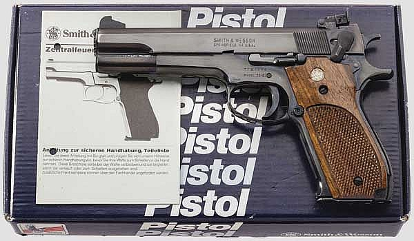 Smith & Wesson Mod. 52-2,