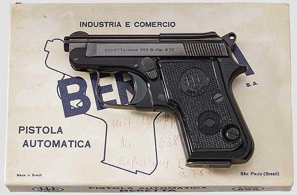 Beretta Mod. 950 B, im Karton