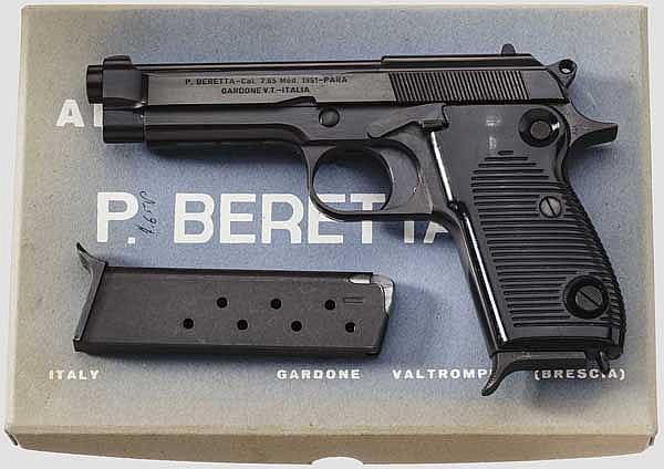 Beretta Mod. 952, im Karton