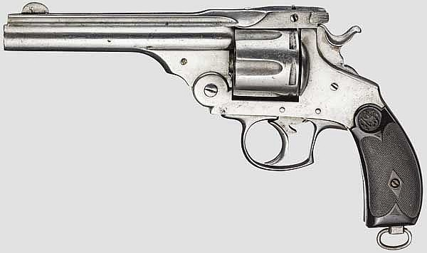 Smith Wesson(?) 44 Double Action