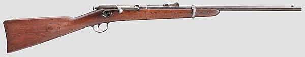 Winchester-Hotchkiss Mod. 1878, Carbine