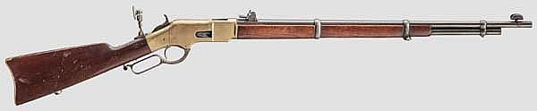Winchester Mod. 1866 Musket, mit Diopter