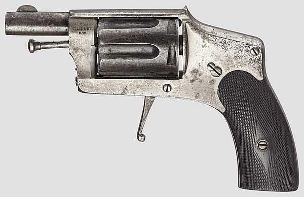Belg. Velodog-Revolver Oury