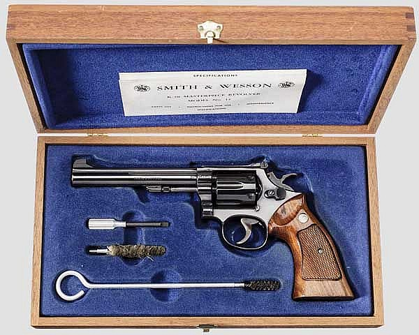 Smith & Wesson Mod. 14-3,